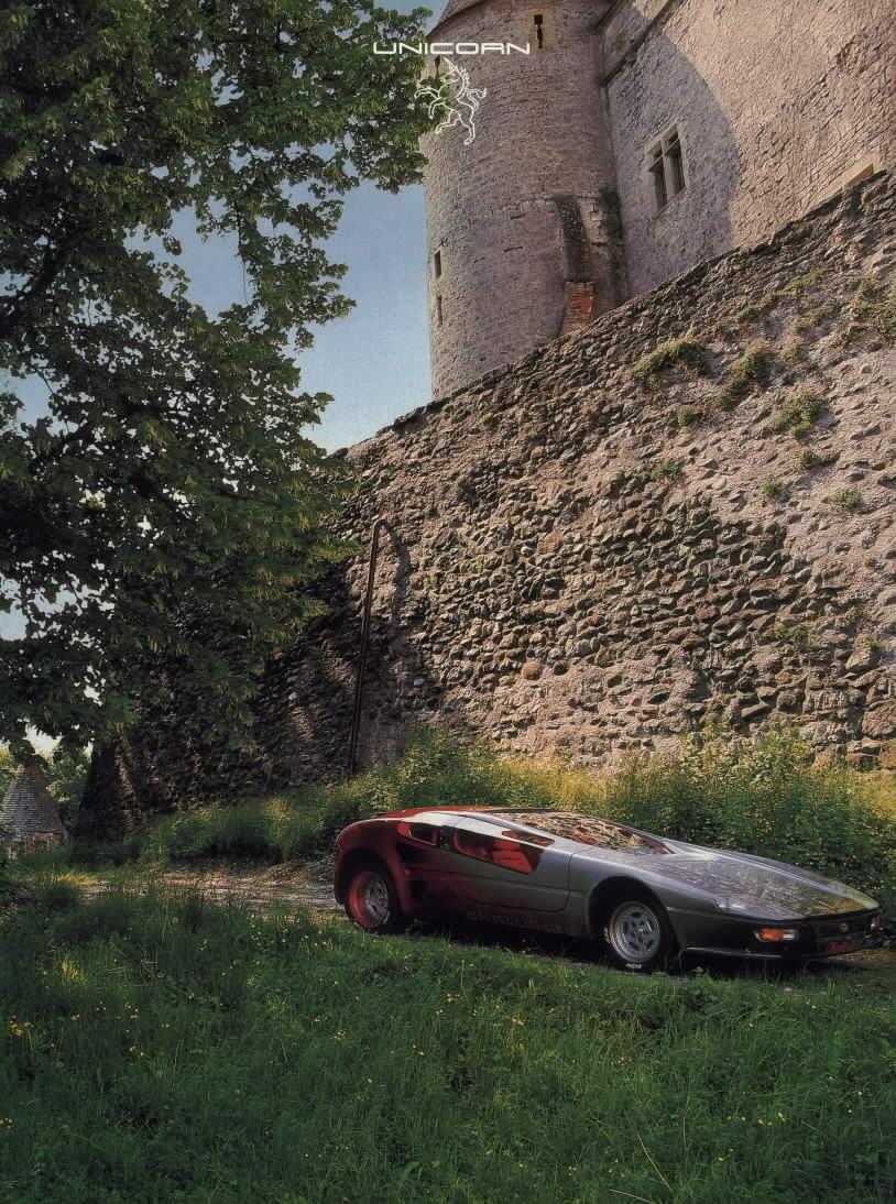 Retro Rides - Franco Sbarro